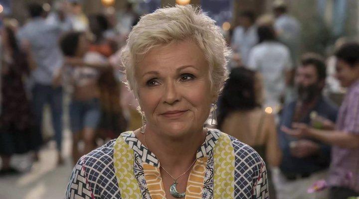 Julie Walters en 'Mamma Mia: Una y otra vez'