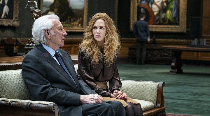 Donald Sutherland </p><p>y Nicole Kidman