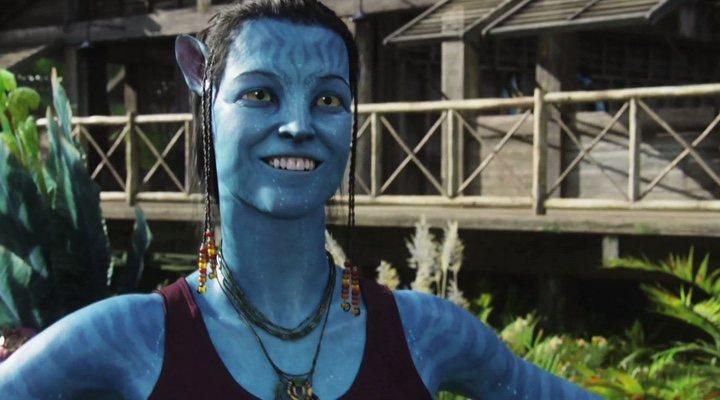 Siogurney Weaver en 'Avatar'