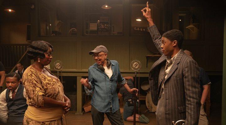 Chadwick Boseman en 'La madre del blues' (2020)