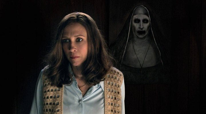 Vera Farmiga en 'Expediente Warren: El caso Enfield'