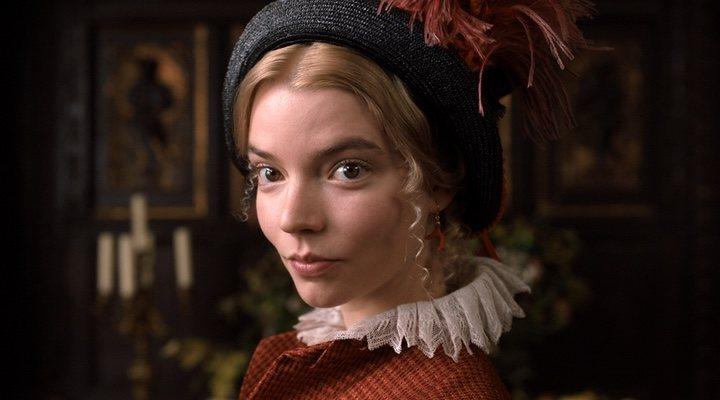 Anya Taylor-Joy en 'Emma'