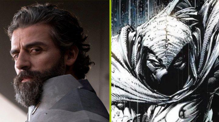 De ser Moon Knight, Oscar Isaac lograría un nuevo récord en Marvel