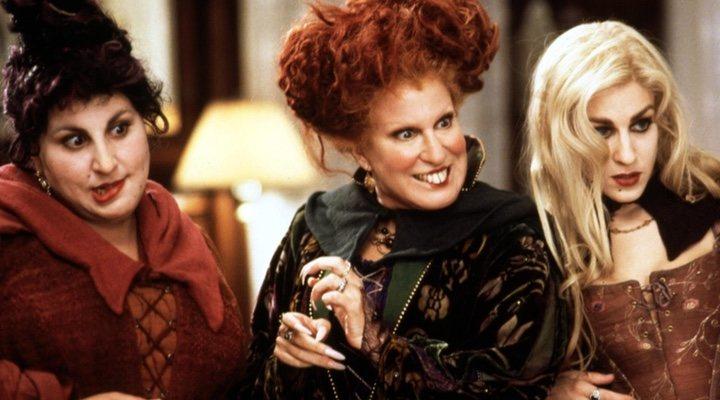 'El retorno de las brujas' (1993)