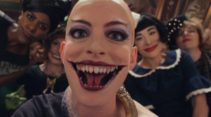 La transformación de Anne Hathaway en 'Las Brujas (de Roald Dahl)' es mucho  más maquillaje que CGI - eCartelera