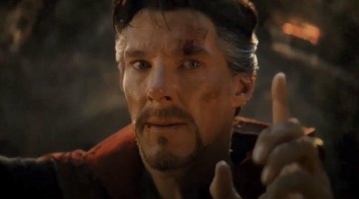 Benedict Cumberbatch en 'Vengadores: Endgame'