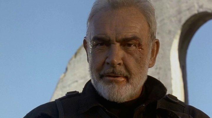 Sean Connery en 'La roca'