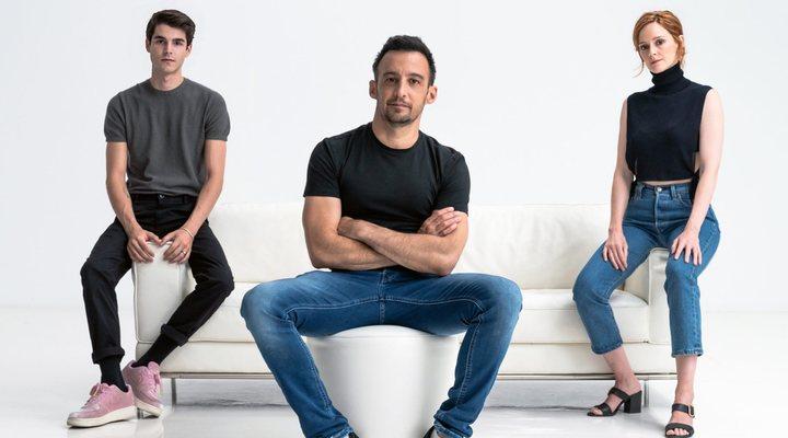 Álvaro Mel y Ana Polvorosa protagonizan 'La Fortuna' de Alejandro Amenábar