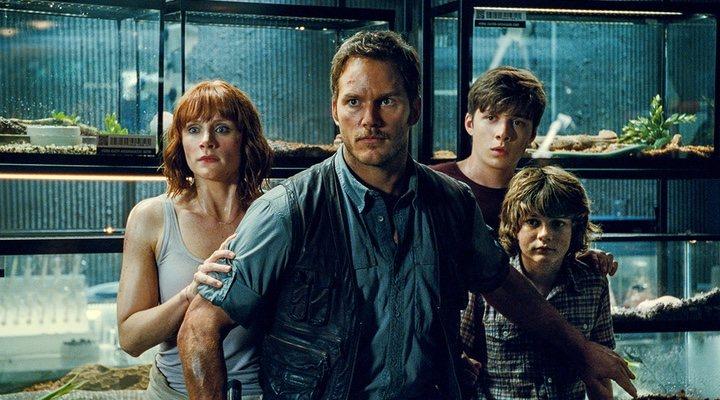 'Jurassic World: El reino caído' (2018)