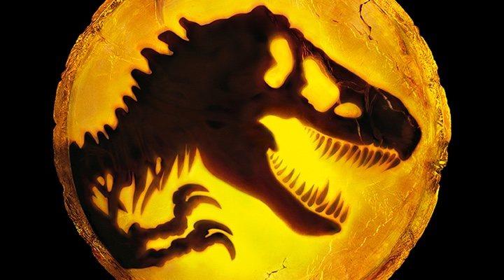 Logo 'Jurassic World: Dominion'