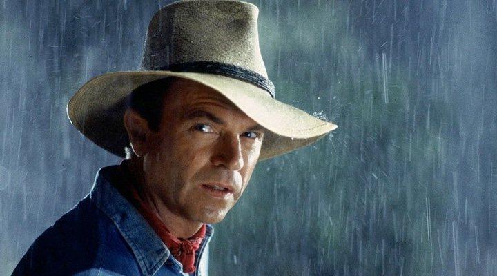 Sam Neill en 'Jurassic World: Dominion'