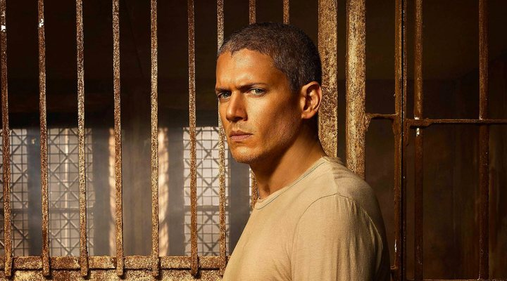 Wentworth Miller en 'Prison Break'