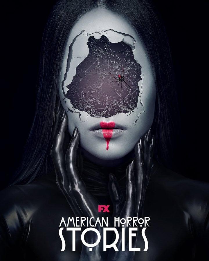 Primer Póster de 'American Horror Stories'