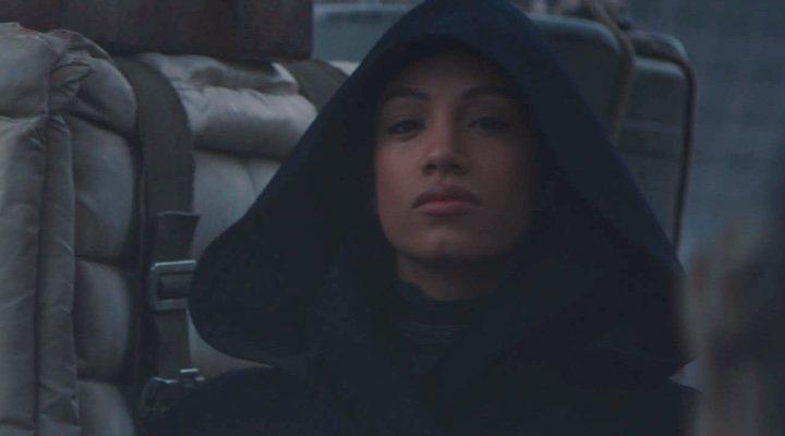 Sasha Banks en 'The Mandalorian'