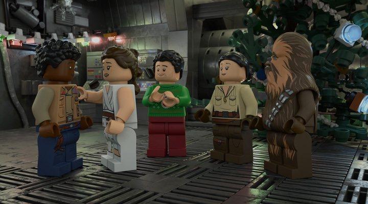 'Lego Star Wars: Especial Felices Fiestas'
