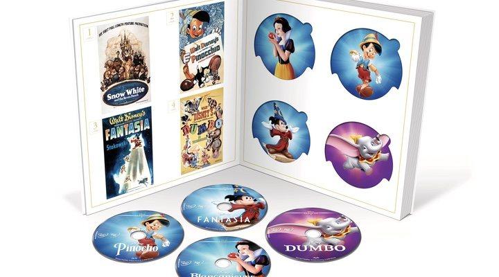 Colección Clásicos Disney
