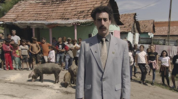'Borat 2'