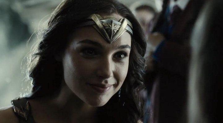 Gal Gadot en 'Liga de la Justicia de Zack Snyder'