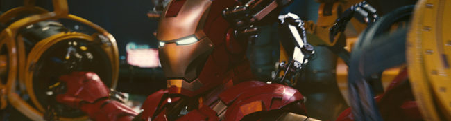 Nuevo site viral de 'Iron Man 2'