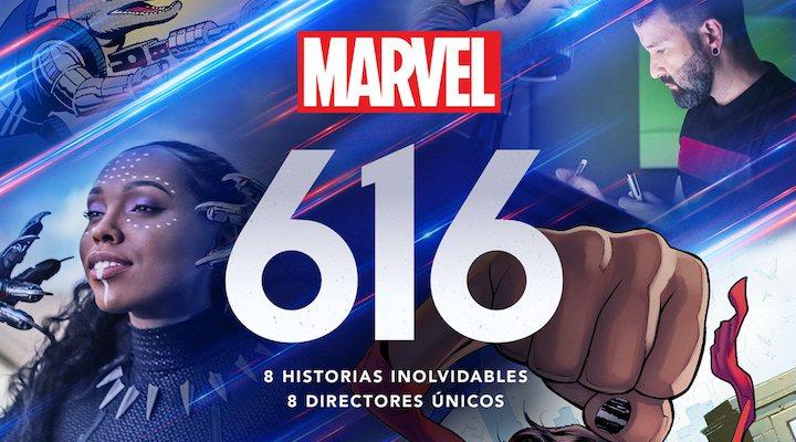 'Marvel 616'