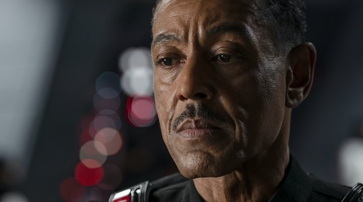 Giancarlo Esposito en 'The Mandalorian'