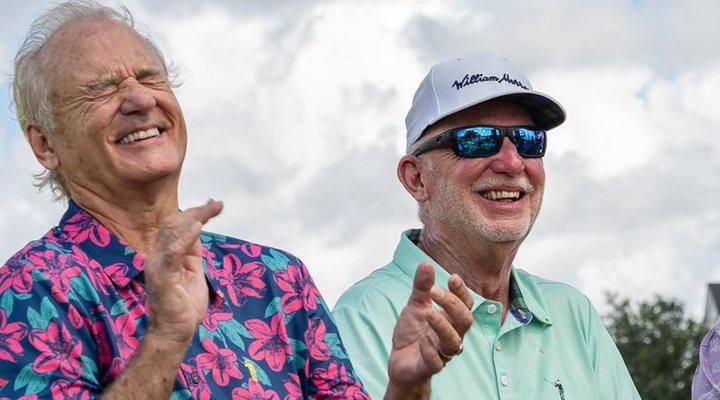 Bill Murray y su hermano Ed