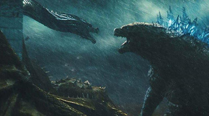 'Fotograma de Godzilla'