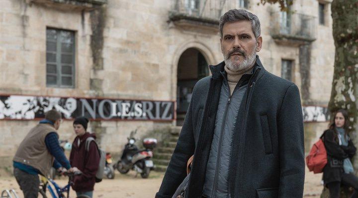 Roberto Enríquez en 'El desorden que dejas'