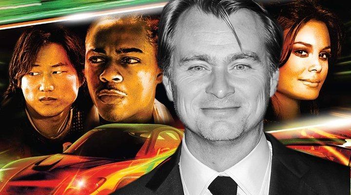 Christopher Nolan fan de 'A todo gas: Tokyo Race' (2006)