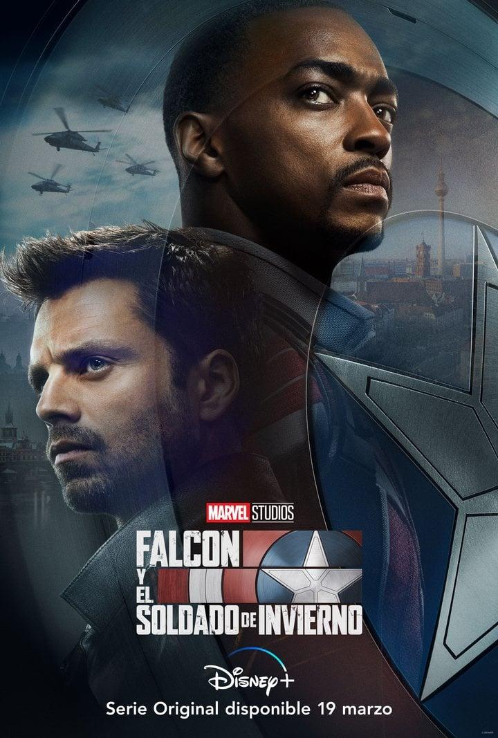 'Falcon y el Soldado de Invierno'