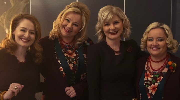 Las tías Hilda y Zelda de 'Las escalofriantes aventuras de Sabrina' y 'Sabrina, cosas de brujas'