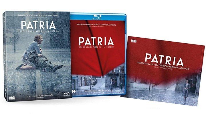 Edición Blu-Ray de 'Patria'