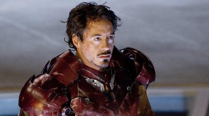 Robert Downey Jr. en 'Iron Man'
