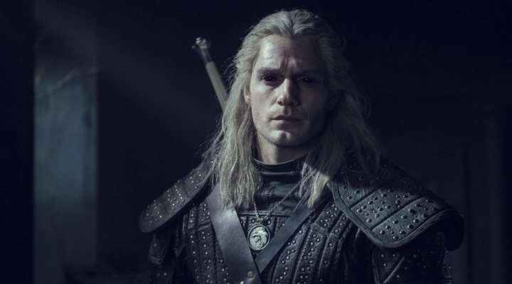 Henry Cavill en 'The Witcher'