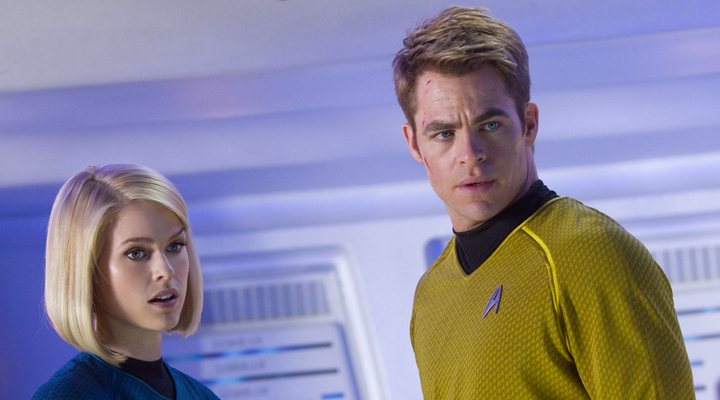 'Chris Pine en Star Trek'