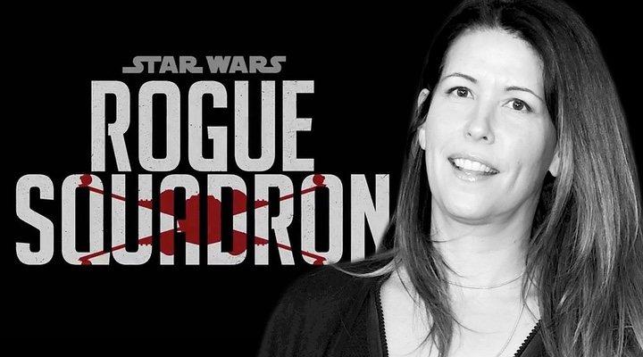 Patty Jenkins directora de 'Star Wars: Rogue Squadron'