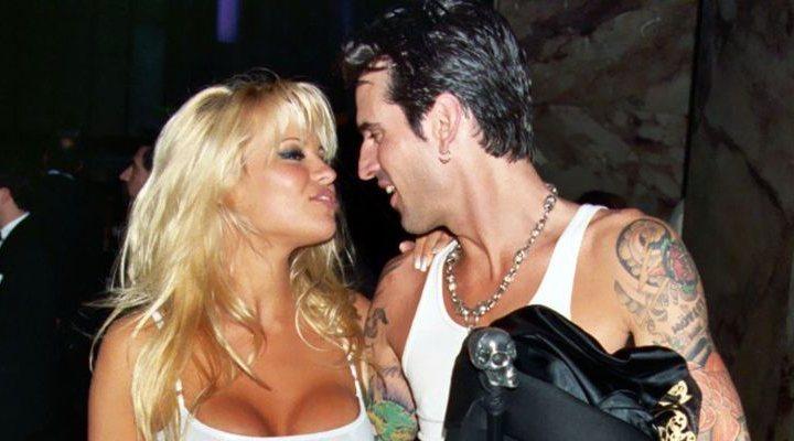 'Pamela Anderson y Tommy Lee'