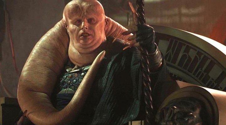 Bib Fortuna en la escena post créditos de 'The Mandalorian'
