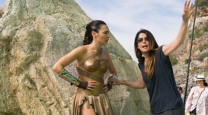 'Patty Jenkins en Wonder Woman 1984'