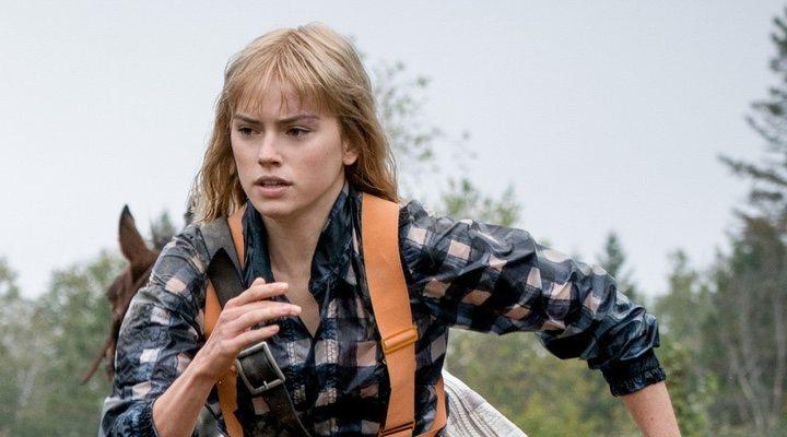 Daisy Ridley en 'Chaos Walking'