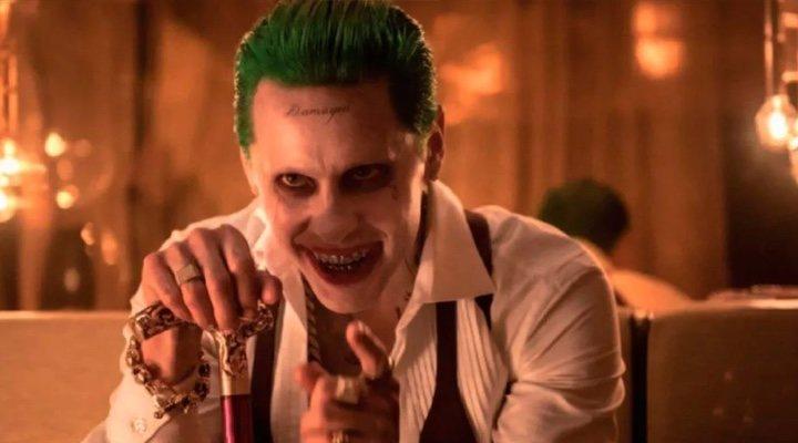 Jared Leto en 'El Escuadrón Suicida'