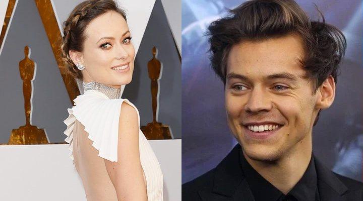 'Olivia Wilde y Harry Styles'