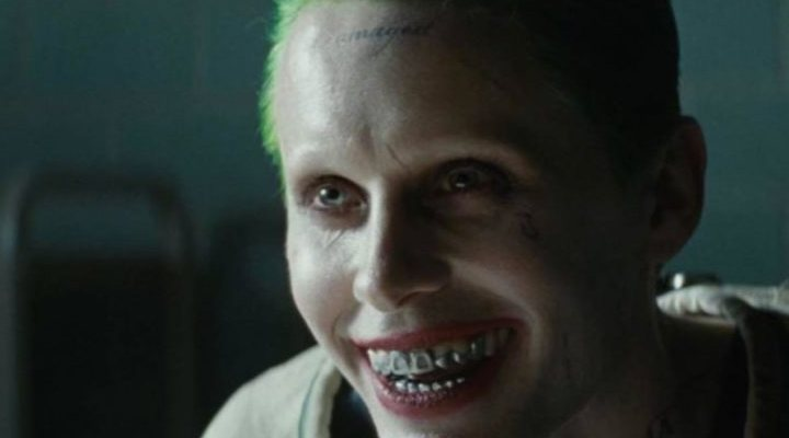 'Jared Leto en Escuadrón Suicida'