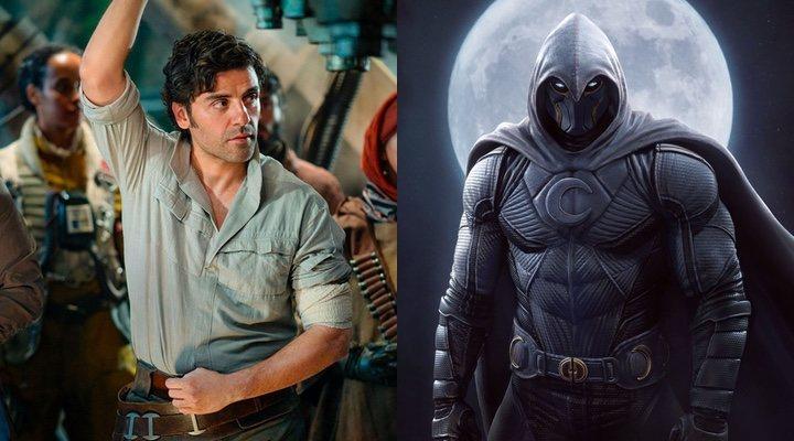 Oscar Isaac 'Moon Knight'