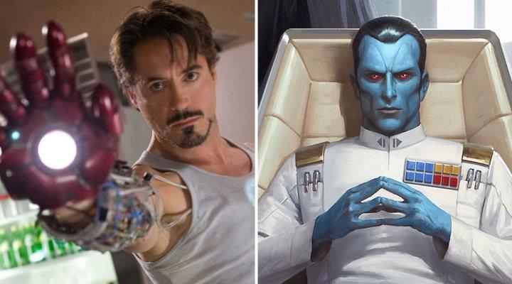 Robert Downey Jr. y Thrawn