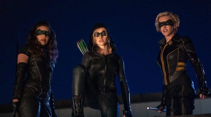 'Green Arrow and the Canaries'