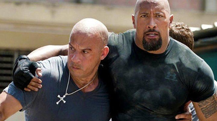 'Vin Diesel en Fast & Furious'