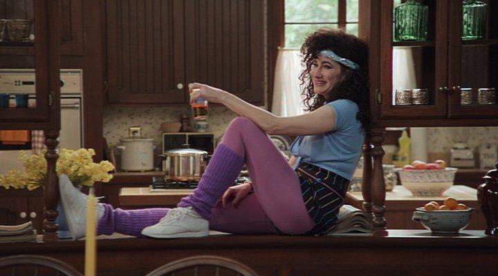 Kathryn Hahn en 'Bruja Escarlata y Visión'