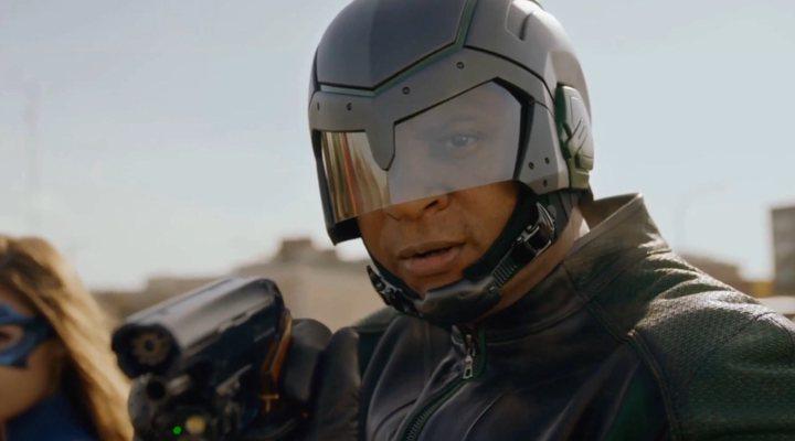 Spartan en 'Arrow'