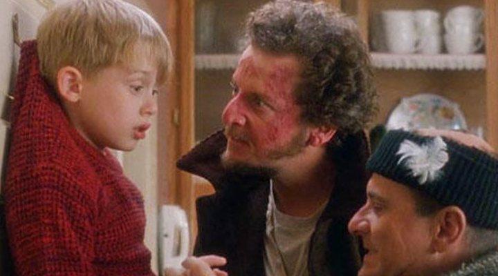 'Macaulay Culkin en Solo en casa'
